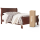 Alisdair Queen Sleigh Bed with 8