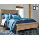 Klasholm Queen Bed with 2 Nightstands