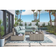 Silent Brook 4-Piece Outdoor Sectional