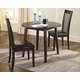 Hammis Dining Table and 2 Chairs