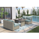 Silent Brook 5-Piece Outdoor Dining Set