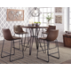 Centiar Counter Height 5-Piece Dining Room