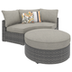 Spring Dew 2-Piece Outdoor Seating Set