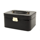 Bey-Berk Leather Jewelry Box