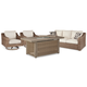 Beachcroft 4-Piece Outdoor Seating Set