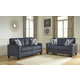 Burgos Sofa and Loveseat Set