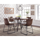 Centiar Dining Table and 4 Chairs
