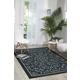 Nourison Home & Garden Black 5' X 8' Area Rug
