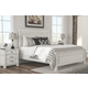 Jennily King Bed with 2 Nightstands