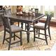 Townser 5-Piece Counter Dining Set