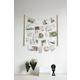 Umbra Hangit Brass Hanging Photo Display
