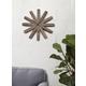 Umbra Ribbonwood Large Moden Wall Clock