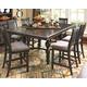 Townser 7-Piece Counter Dining Set