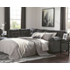 Accrington 2-Piece Sleeper Sectional with Chaise