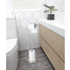 Home Accent Teardrop Toilet Paper Stand