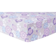 Trend Lab Grace Ditsy Floral Fitted Crib Sheet