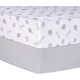 Trend Lab Safari and Dots 2 Pack Fitted Crib Sheets