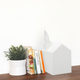 Home Accent Casa Tissue Box Cover