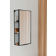 Home Accent Cubiko Wall Mirror & Storage Unit