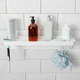 Home Accent Flex Sure-Lock Bathroom Storage Shelf