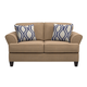 Amenia Loveseat and Pillows