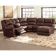 MacGrath 6-Piece Reclining Sectional with Chaise