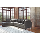 Owensbe 2-Piece Sectional with Chaise