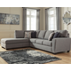 Larusi 2-Piece Sectional with Chaise