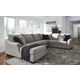 Palempor 3-Piece Sectional with Chaise