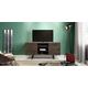 International Home Distressed 3-Shelf TV Stand