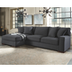 Gamaliel 2-Piece Sectional with Chaise