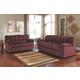 Julson Sofa and Loveseat set