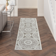 Nourison Key Largo 5' x 7' Taupe Area Rug