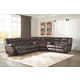Levelland 3-Piece Reclining Sectional with Power