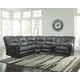 Leonberg 2-Piece Reclining Sectional