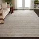 Nourison Weston Taupe 8'x11' Oversized Textured Rug
