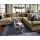 Amandine 5-Piece Sectional with Chaise