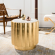 Safavieh Elodie Gold Accent Table