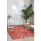 Nourison Aloha Red 5'x8' Indoor-outdoor Area Rug