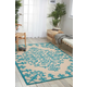 Nourison Aloha Aqua 4'x6' Indoor-outdoor Area Rug