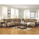 Hogan 6-Piece Reclining Sectional with Chaise