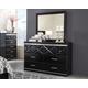 Fancee Dresser and Mirror