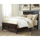 Alexee California King Panel Bed