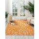 Nourison Aloha Orange 4'x6' Indoor-outdoor Area Rug