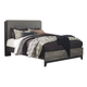 Micco Queen Panel Upholstered Bed