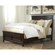 Alexee King Panel Bed