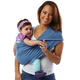 Baby K'tan ORIGINAL Baby Wrap Carrier Large