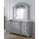 Zolena Dresser and Mirror