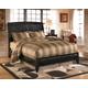 Harmony Queen Platform Style Bed