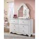 Exquisite Dresser and Mirror